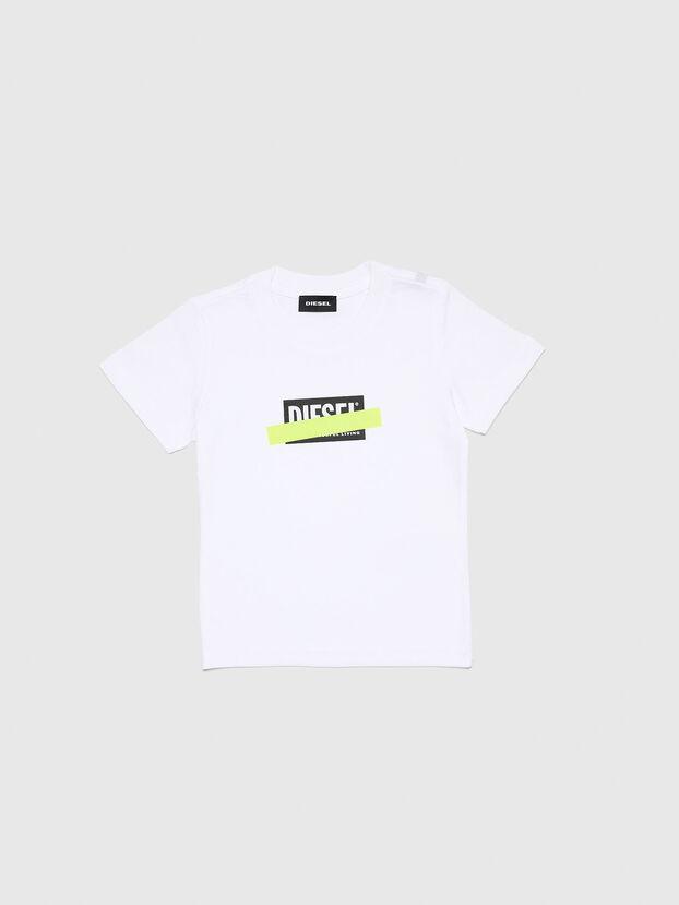 TJUSTDIXB-R, Blanco - Camisetas y Tops