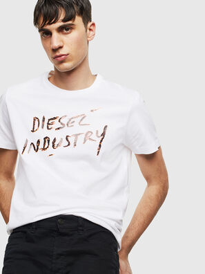 T-DIEGO-S15, Blanco - Camisetas