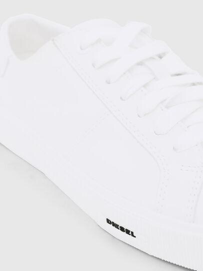 Diesel - S-MYDORI LC W, Blanco - Sneakers - Image 4