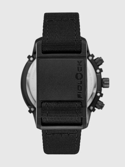 Diesel - DZ4553, Negro/Azul marino - Relojes - Image 2