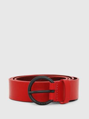 B-RING, Rojo Fuego - Cinturones