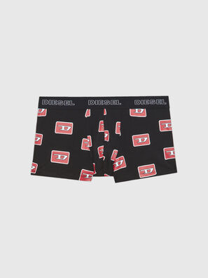 UMBX-DAMIEN, Negro/Rojo - Boxers