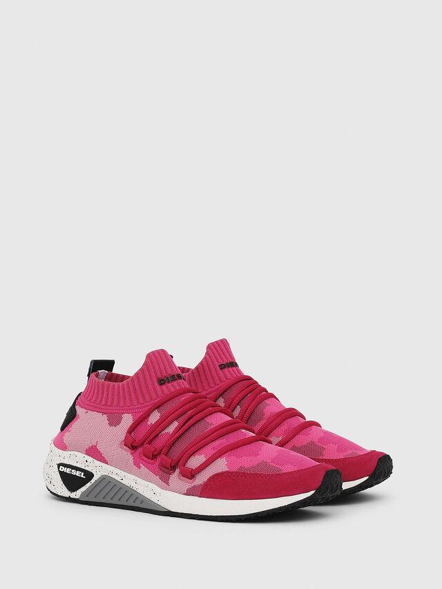 Diesel - S-KB SL W, Rosa - Sneakers - Image 2
