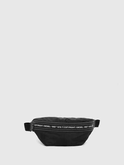 Diesel - NELUMBO, Negro - Bolsas con cinturón - Image 1
