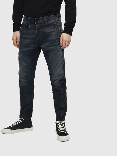 Diesel - D-Earby JoggJeans 069MD, Azul Oscuro - Vaqueros - Image 1