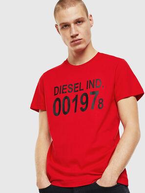 T-DIEGO-001978, Rojo - Camisetas