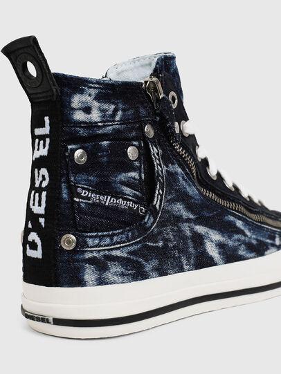 Diesel - EXPO-ZIP W, Azul Oscuro - Sneakers - Image 4