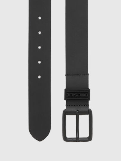 Diesel - B-RUBLO, Negro - Cinturones - Image 3