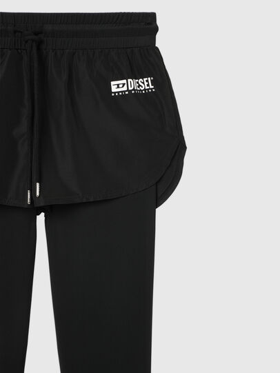 Diesel - UFLB-FAUSTIN-LP-MJ, Negro - Pantalones - Image 3