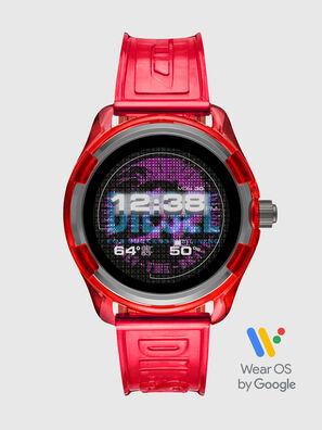 DT2019, Rojo - Smartwatches