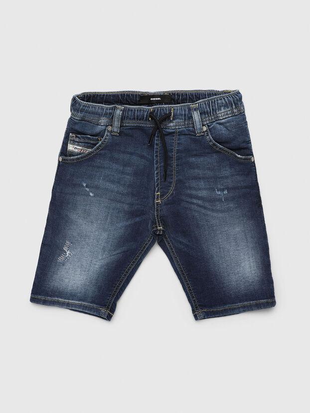 KROOLEY-JOGGJEANS-J SH, Azul medio - Shorts