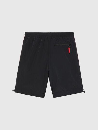 Diesel - UMLB-PANLEY, Negro/Rojo - Pantalones - Image 2