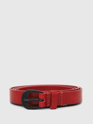 B-ROTZO, Rojo - Cinturones
