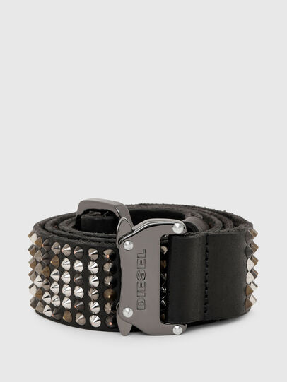 Diesel - B-FULSTAD, Negro - Cinturones - Image 1