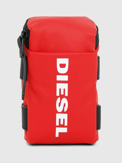 Diesel - SHOULDME, Rojo Fuego - Monederos Pequeños - Image 1