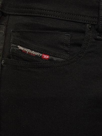 Diesel - Sleenker 069EI, Negro/Gris oscuro - Vaqueros - Image 4