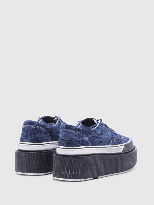 Diesel - H-SCIROCCO LOW, Azul - Sneakers - Image 3