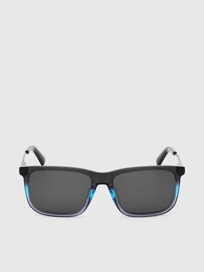 DL0309, Negro/Azul - Gafas de sol