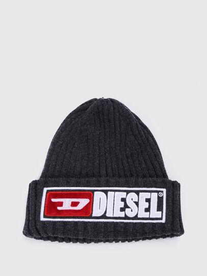 Diesel - K-CODER-B, Negro - Gorros - Image 1
