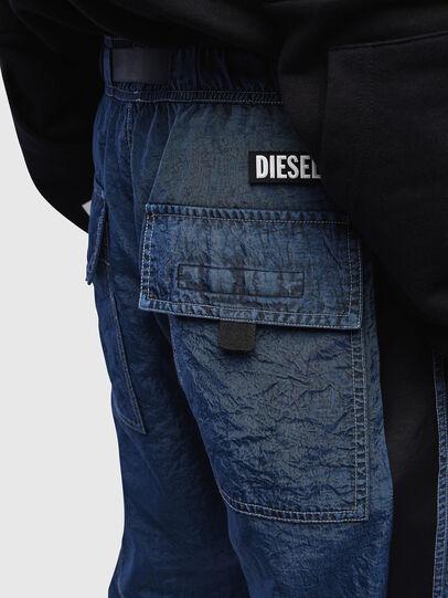 Diesel - P-BERG, Azul - Pantalones - Image 3