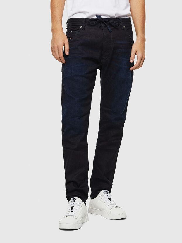 Krooley JoggJeans 069IM, Azul Oscuro - Vaqueros