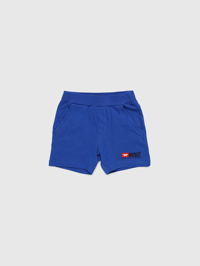 Diesel - PUXXYB, Azul - Shorts - Image 1