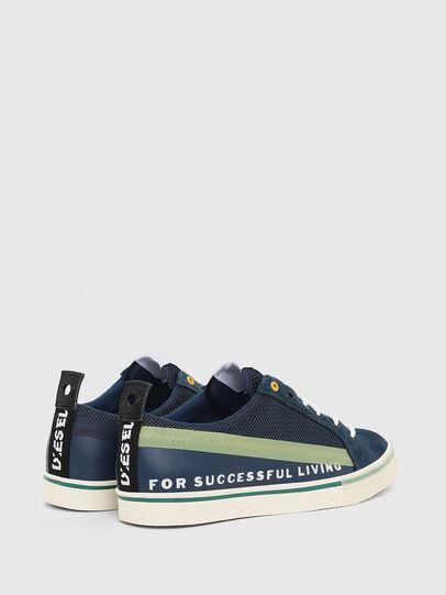 Diesel - S-DVELOWS LOW, Multicolor/Azul - Sneakers - Image 3