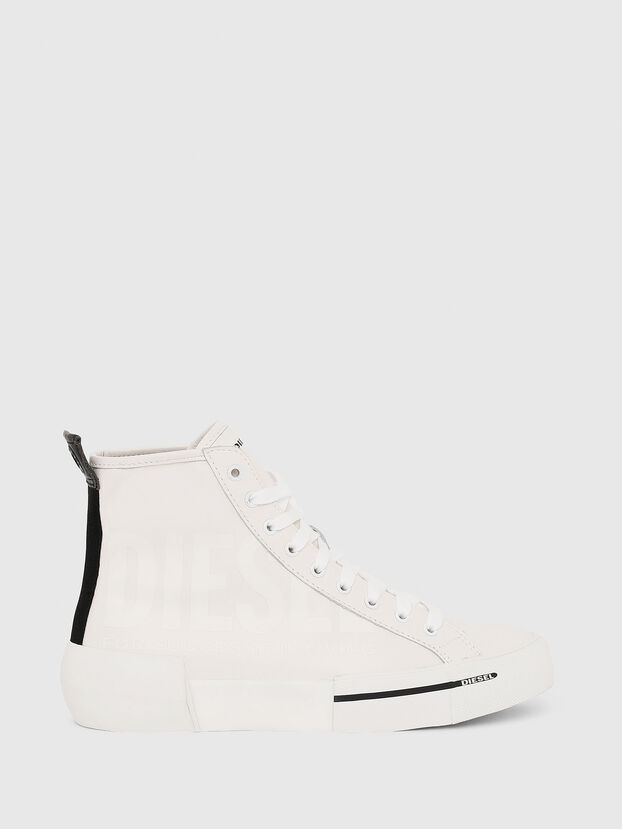 S-DESE MID CUT W, Blanco - Sneakers