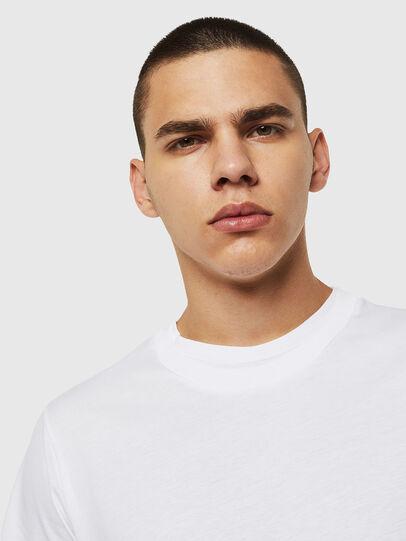 Diesel - T-LAZAREV, Blanco - Camisetas - Image 3