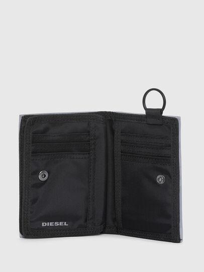 Diesel - YOSHI II, Gris - Monederos Pequeños - Image 3