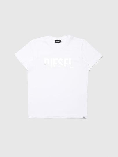Diesel - TSILYWH, Blanco - Camisetas y Tops - Image 1