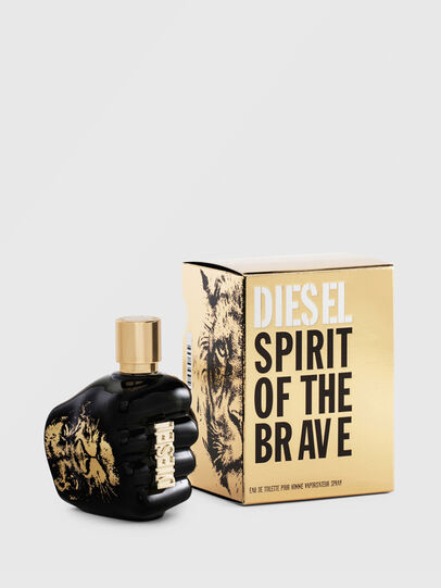 Diesel - SPIRIT OF THE BRAVE 200ML, Negro/Dorado - Only The Brave - Image 1