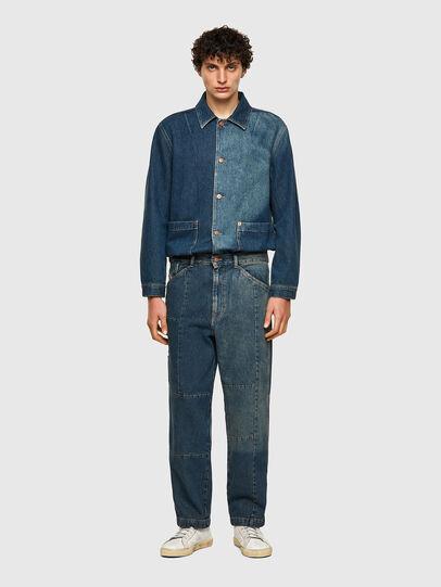 Diesel - D-FRAN-SP, Azul medio - Pantalones - Image 5