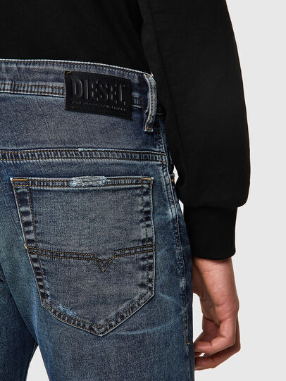 Diesel - Thommer JoggJeans® 069SR, Azul Oscuro - Vaqueros - Image 3