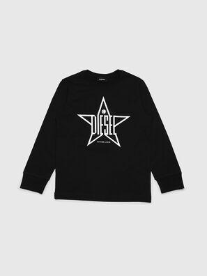 TDIEGOYH-ML, Negro - Camisetas y Tops