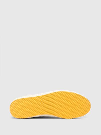 Diesel - S-YUK MC, Negro/Amarillo - Sneakers - Image 4