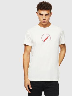 T-DIEGO-J5, Blanco - Camisetas