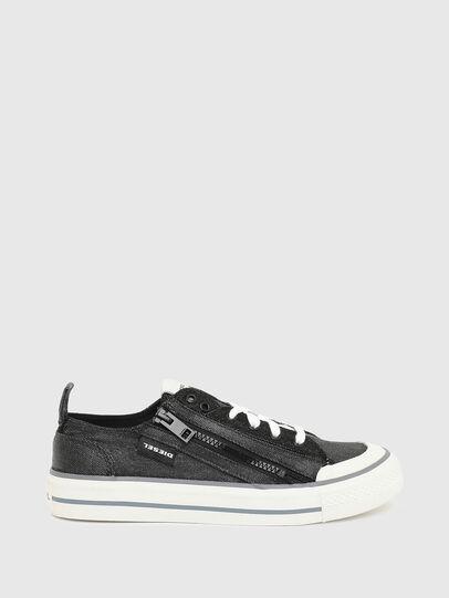 Diesel - S-ASTICO LOW ZIP W, Negro - Sneakers - Image 1