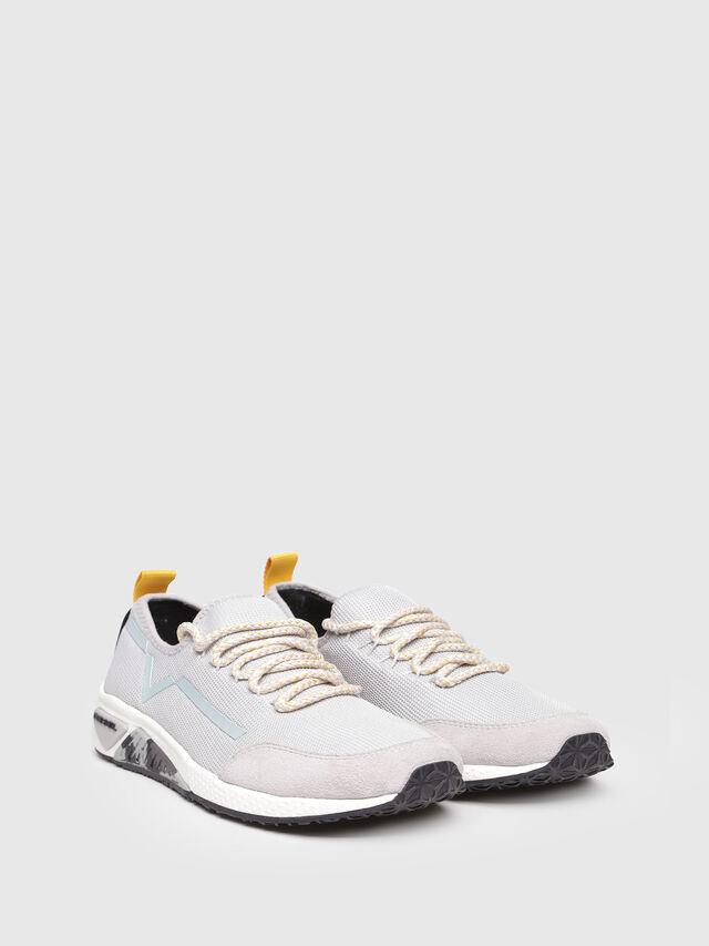 Diesel - S-KBY, Gris Vapores - Sneakers - Image 2