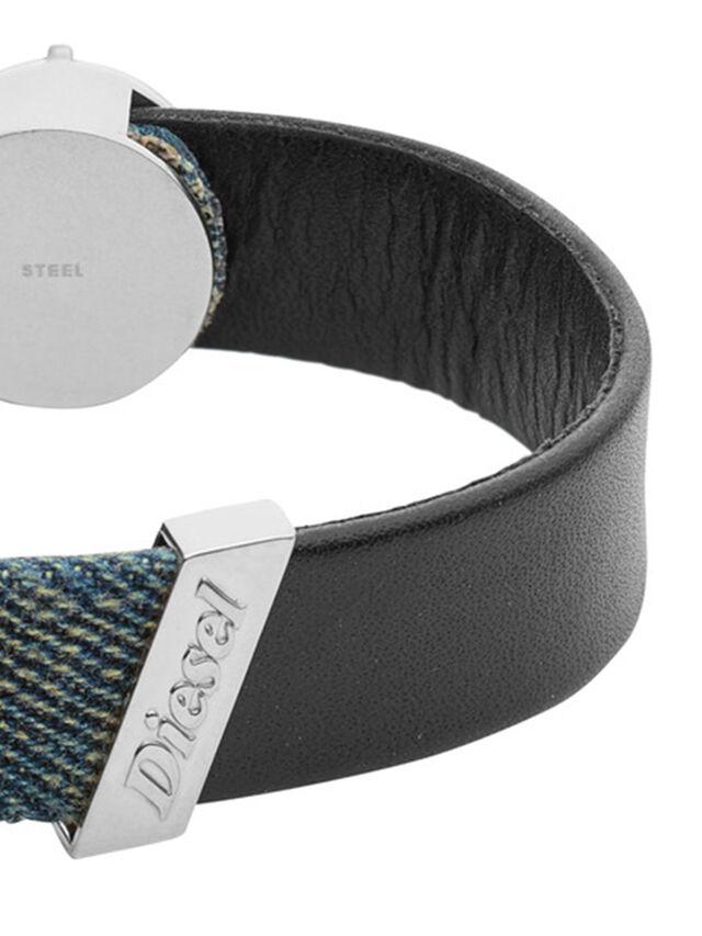 Diesel - BRACELET DX1029, Blue Jeans - Pulseras - Image 2