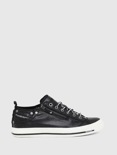 Diesel - EXPO-ZIP LOW W, Negro - Sneakers - Image 1