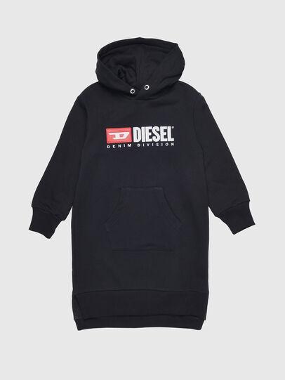 Diesel - DILSEC, Negro - Vestidos - Image 1