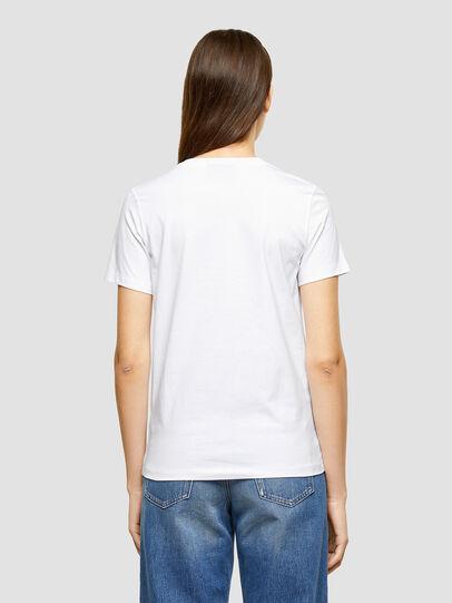 Diesel - T-SILY-K9, Blanco - Camisetas - Image 2