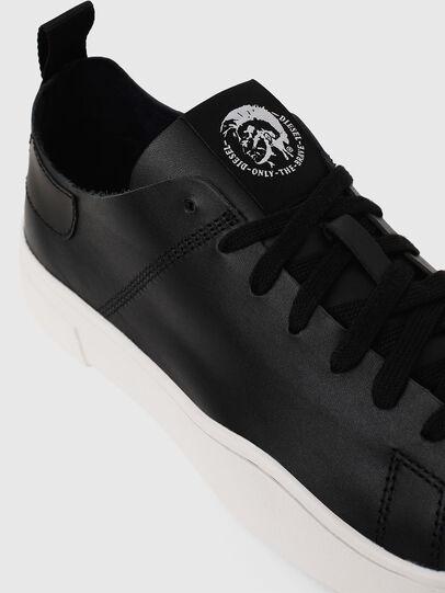 Diesel - S-CLEVER LS, Negro - Sneakers - Image 4