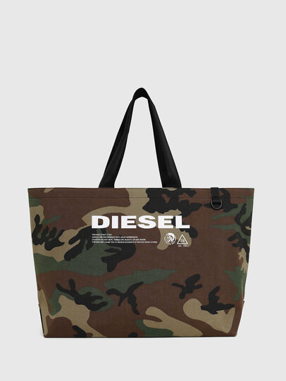 Diesel - D-THISBAG SHOPPER L,  - Bolsos Shopper y Al Hombro - Image 1
