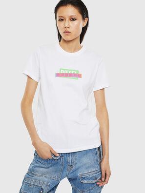 T-SILY-S2, Blanco - Camisetas
