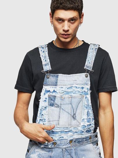 Diesel - D-HARU-SY, Blue Jeans - Monos - Image 6