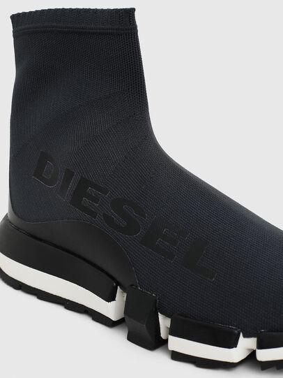 Diesel - H-PADOLA HIGH SOCK W, Negro - Sneakers - Image 4