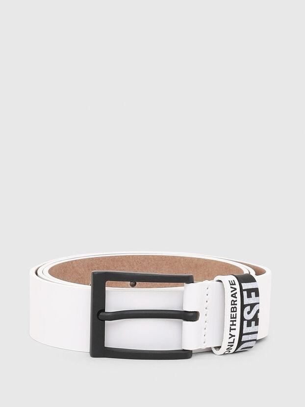 B-ELEN, Blanco - Cinturones