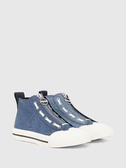 Diesel - S-ASTICO MZIP W, Azul - Sneakers - Image 2